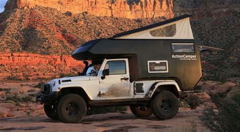 Jeep Pop Up Cer Trailer Jeep Cer Turns Your Road Vehicle Into A Mini