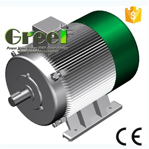 pmg 1mw permanent magnet generator 1000kw generator for