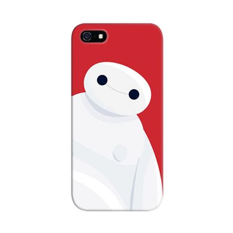 Iphone 5 5s Se Hardcase Premium Custom Casing jual indocustomcase baymax custom cover hardcase casing