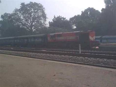 5707 up katihar amritsar amrapali express exp