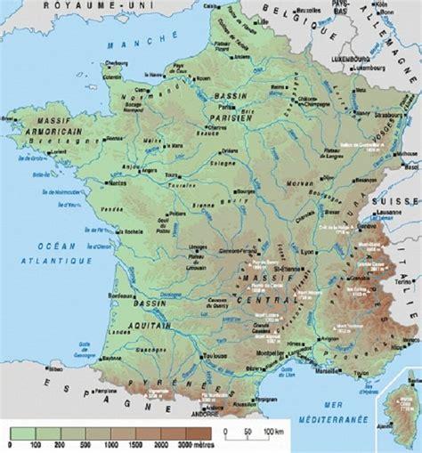 cadenas montañosas de francia wikipedia mapas planos y callejeros de francia gu 237 a blog francia