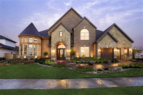State Of Texas Home Decor by Cinco Ranch Nears Build Out With Pricey Houses On Big Lots