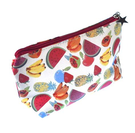 Pouch Kosmetik Fruit Day by Fruit Make Up Bag Ebay