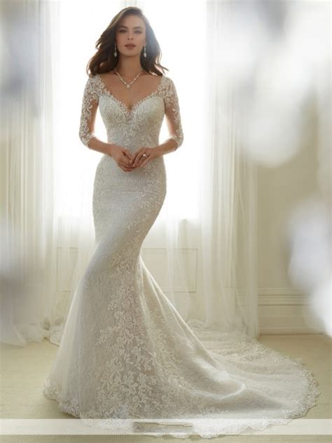 Sophia Tolli Y11702 Gabrielle Wedding Dress   MadameBridal.com