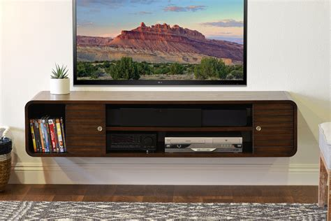 best under cabinet tv shelf for under wall mounted tv awesome love the look of