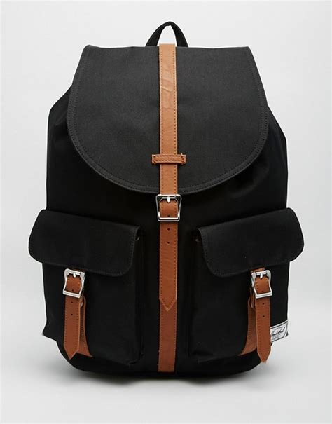 Original Herschel Dawson Xs Backpack Black Mini Floral herschel supply co herschel supply co dawson backpack