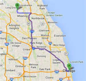 Google Maps Chicago Il by Town Car And Limousine Services From Chicago To Buffalo