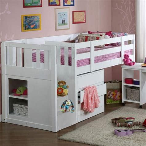 Tesco High Sleeper by Buy Children S Neutron Cabin Bed From Our Mid High Sleepers Range Tesco