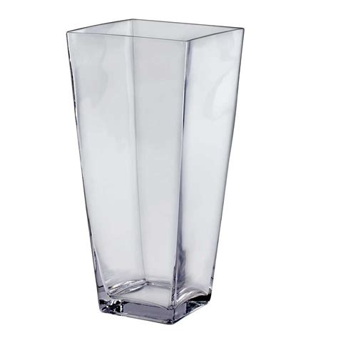 Tapered Vase by 16 Quot X 7 25 Quot Glass Tapered Vase Floral Supply Syndicate