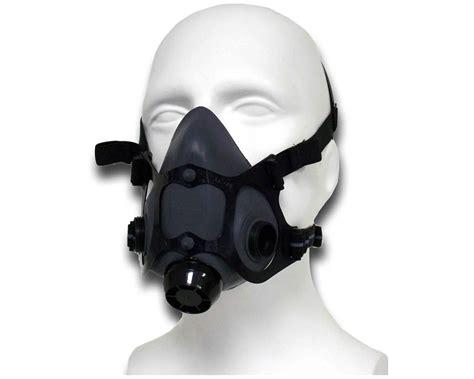 Masker Respirator Dual Catridge filter half mask respirator hp734