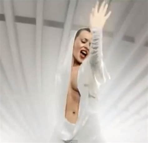 Minogues White atomic kitten were meant to sing minogue song
