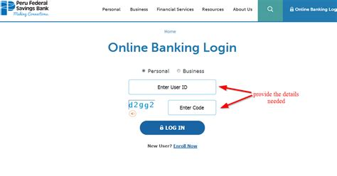 Reset My Online Banking Password | reset online banking password rbc peru federal savings