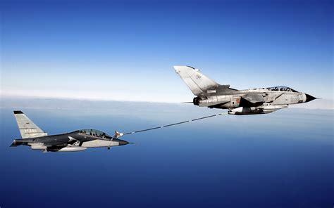 4k wallpaper jet fighter aircraft air to air refueling 4k wide desktop
