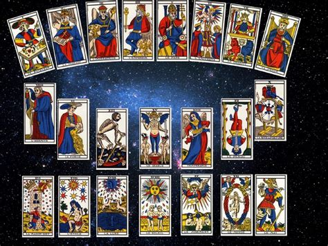 significado de los arcanos mayores del tarot de marsella significado de los arcanos mayores esoterismos com