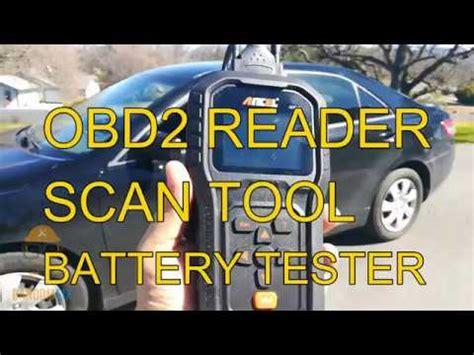 check engine light tester how to reset check engine light ancel ad510 review obd2