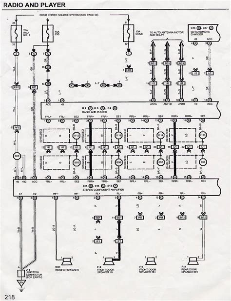 2007 Ford Stereo Wiring Diagram Auto Electrical Wiring