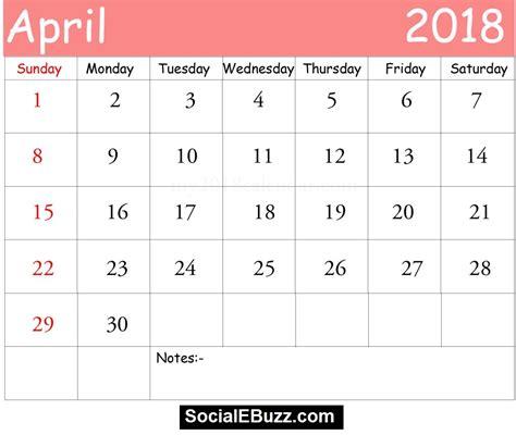 2018 calendar printable free template paper trail design april 2018 calendar printable template with holidays pdf