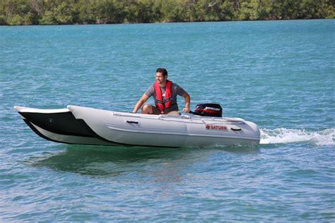 inflatable mini cat catamaran mc365 - Catamaran Inflatable Boat