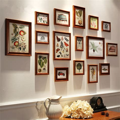 vintage collage picture frames picture frame collages for wall promotion shop for