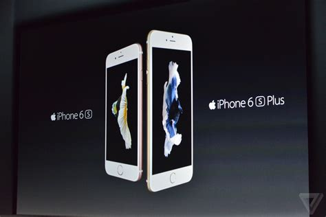 apple pr 233 sente l iphone 6s et l iphone 6s plus appleigeek