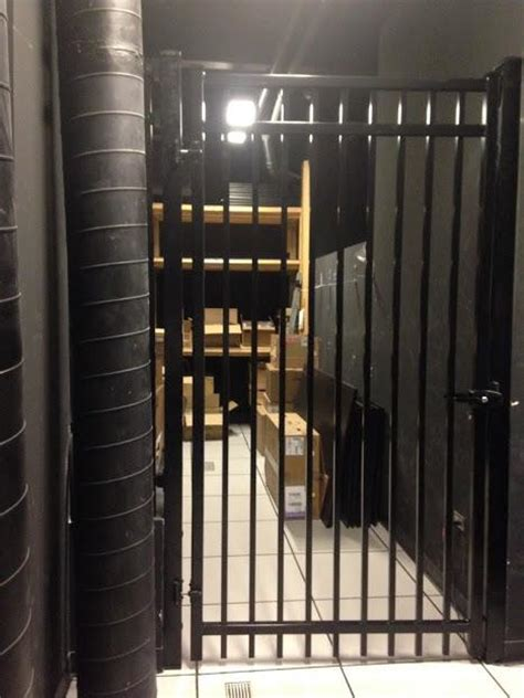 Interior Security Gates by Interior Security Swing Gate In Chantilly Va