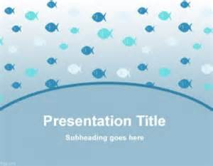 fish powerpoint template fishes powerpoint template bestppts