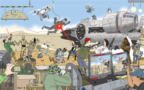 Vs The Paparazzi Its War by How Wars Episode Vii Lost Of Its Secrets