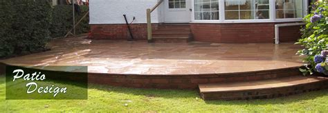 Patio Design Ideas Uk Landscape Gardeners Wirral
