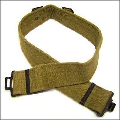 37 pattern web belt 37 pattern belt wwii army webbing