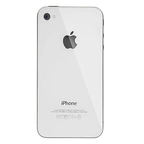 Back Cover Iphone 4 Apple Iphone 4 Back Cover Replacement Service Ottawa Ink Plus