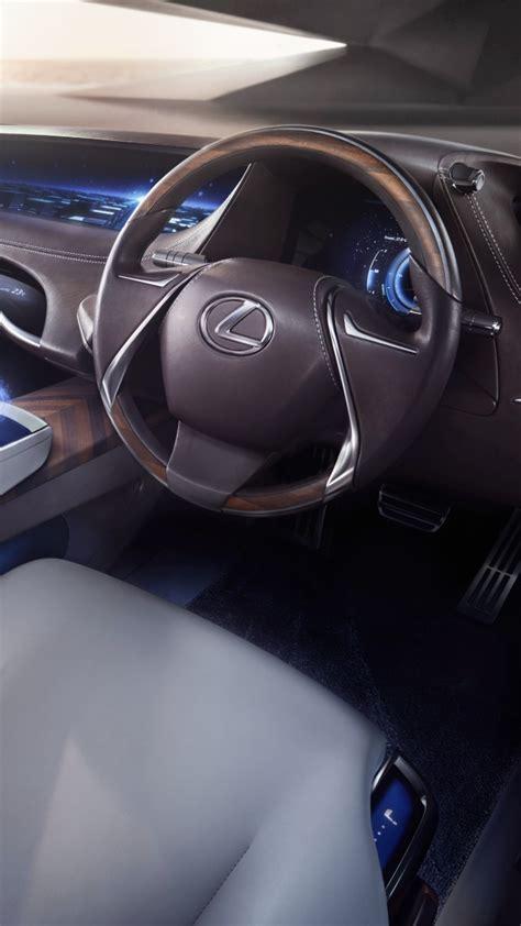 lexus lf fc interior wallpaper lexus lf fc concept interior motor