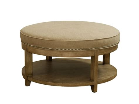 round ottoman cocktail table 17 best images about ottomans on pinterest curved sofa