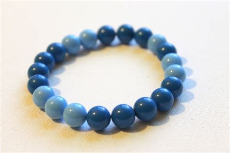 how to make a beaded stretch bracelet emerging creatively jewelry tutorials