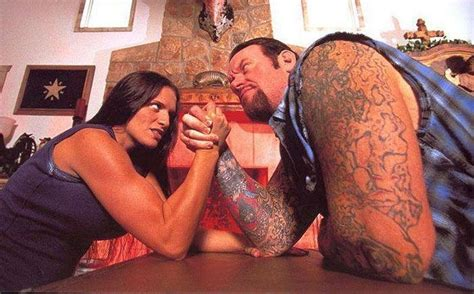 undertaker wife list with photo gallery from 1989 to 2003