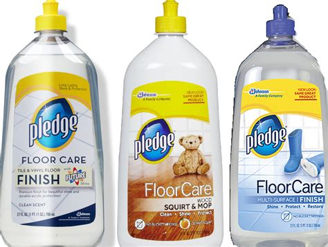 Floor Care Products by Coupons And Freebies 27oz Pledge Floor Care Cleaner