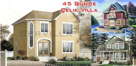 dubleks celik evler dubleks celik villa dubleks celik konut en iyi dubleks evler 199 elik villa servilla 199 elik villa