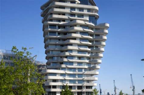 marco polo tower wohnung bauwelt marco polo tower luxus wohnen im behnisch turm