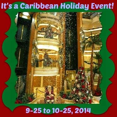 Caribbean Cruise Giveaway - caribbean holiday cruise giveaway event the bandit lifestyle