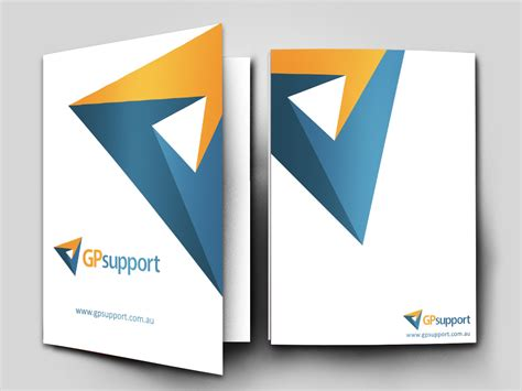 design design serious professional stationery design for gpsupport by