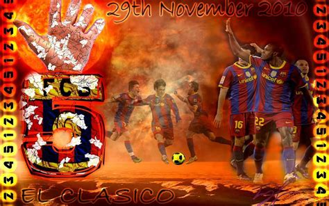 barcelona wallpaper november fc barcelona el clasico wallpaper november 29 2010 fc