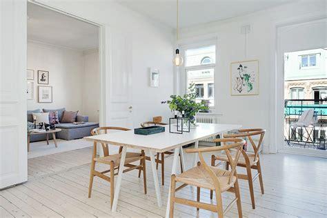 appartement met modern landelijk interieur binnenkijken
