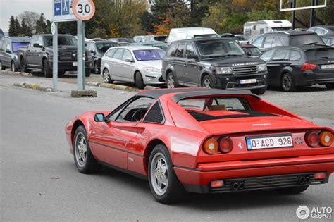 Ferrari Gts 328 by Ferrari 328 Gts 19 Novembre 2016 Autogespot