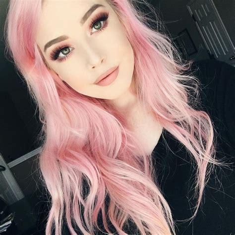 ideas  pastel pink hair  pinterest light