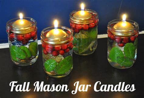 diy decorations candle jars with 4 boys diy home decor fall jar candle
