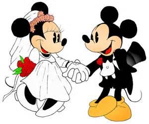 mickey and minnie wedding mickey minnie wedding clipart