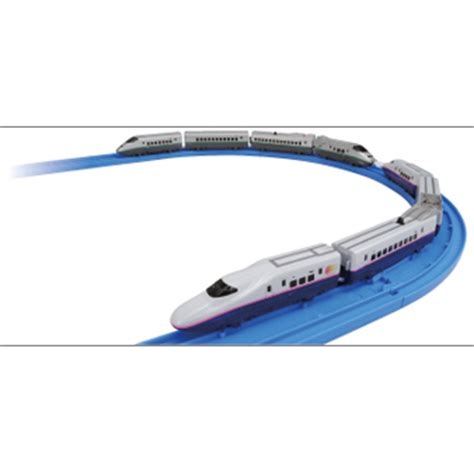 Plarail Gerbong Set Of 2 1 plarail advance e2 series e3 series join guide rail