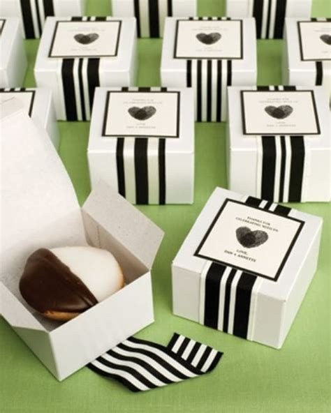 Black And White Cookie Wedding Favor by Discover And Save Creative Ideas