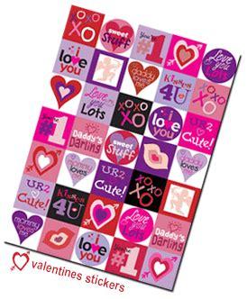 sticker day free free valentines stickers
