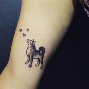 akita dog tattoo akita pinterest