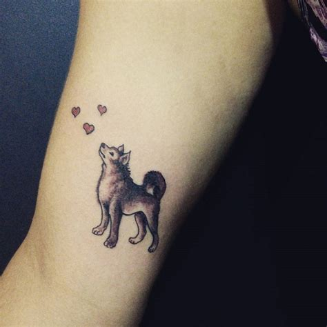 dog tattoos tattoo designs tattoo pictures the 15 coolest akita inu tattoo designs in the world